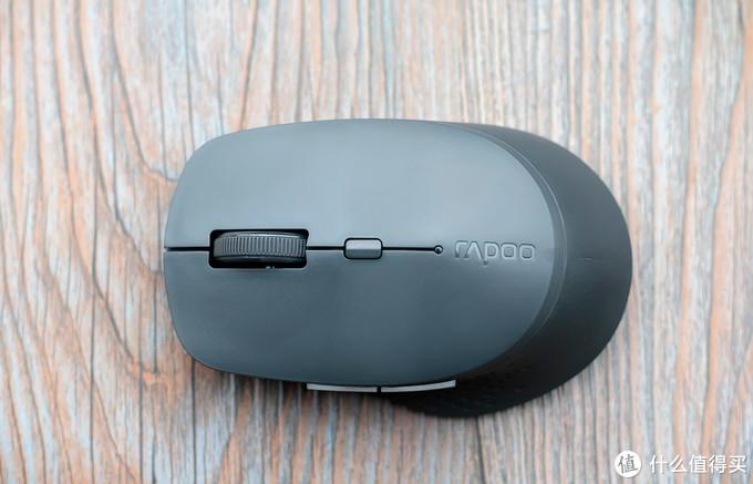 多模连接无界限,雷柏M300无线鼠标上手体验