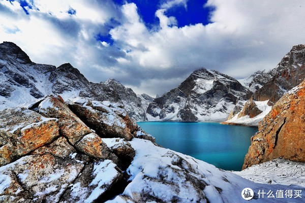 天堂湖 摄影:流浪