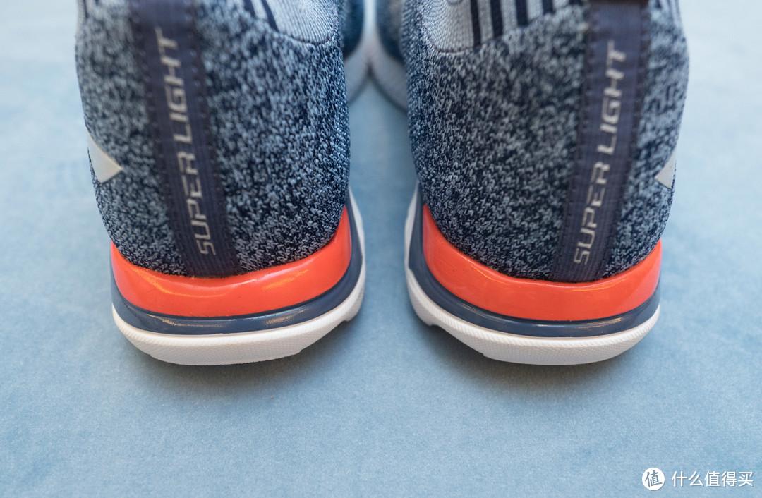 国产也有好跑鞋:LI-NING 李宁 超轻15 极影蓝 跑鞋晒单