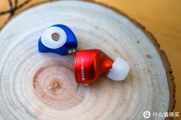 TFZ QUEEN Hi-Fi耳机,红蓝撞色,送给最美丽的你