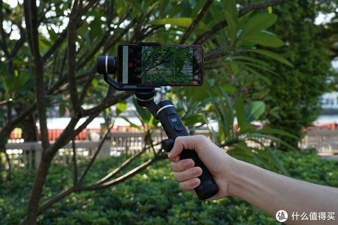 做生活的导演 —— 飞宇 星刃SPG2 手机稳定器