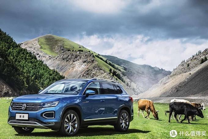 新车速递:一汽-大众 探岳 紧凑型SUV上市
