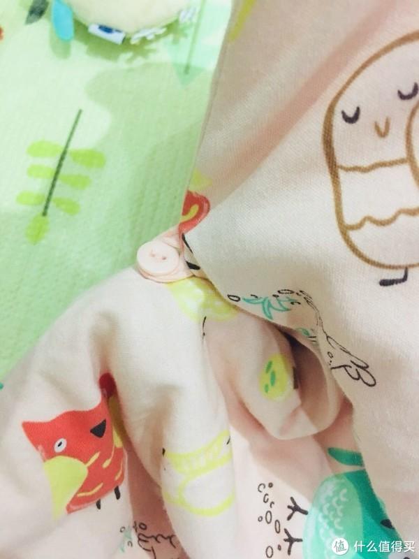 春秋冬三季,穿的最多的就是它了—米乐鱼夹棉睡袋(附对比及选购建议)