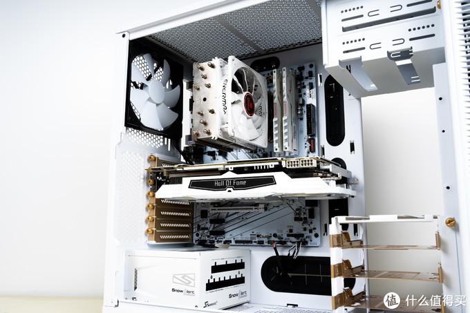 纯白主机装机—Fractal Design Define R5白金版装机