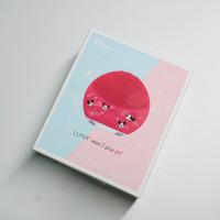 斐珞尔 LUNA mini2 plus 洁面仪外观设计(标签 按键 提示灯 刷毛)