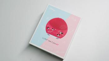 斐珞尔 LUNA mini2 plus 洁面仪外观设计(标签|按键|提示灯|刷毛)