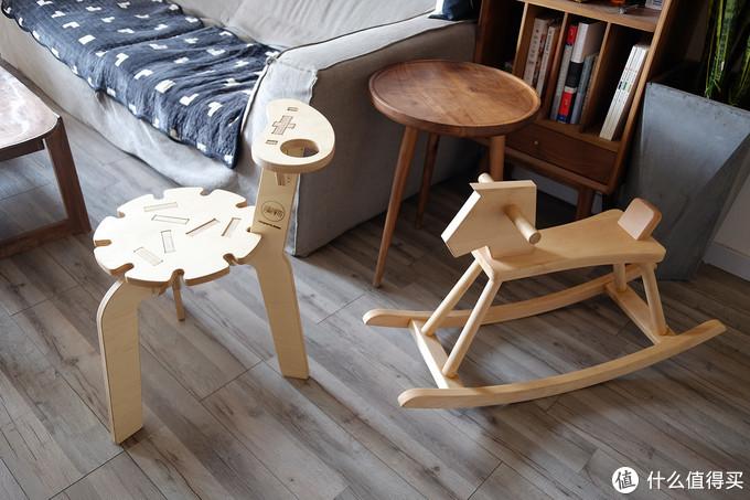 演物原创设计—X星系小鹿椅评测