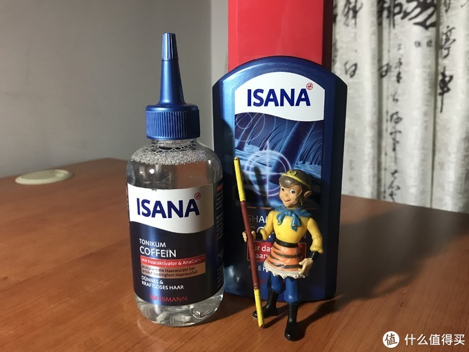 【轻众测】德国ISANA咖啡因洗发水营养素套装试用浅测