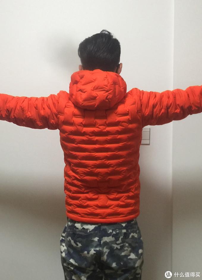 入冬要备衣—山浩stretchdown DS连帽羽绒夹克