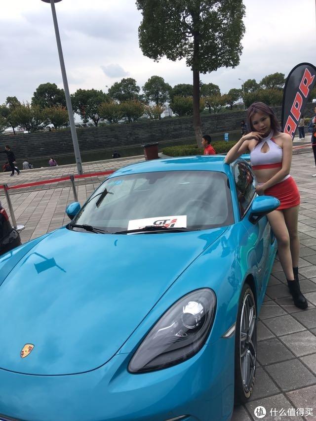 一次跑车与车模的相聚—2018年ChinaGT中国超级跑车锦标赛