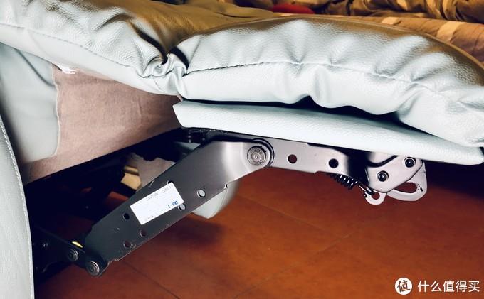 1平方米的小确幸:芝华仕炫彩真皮头等舱电动单人沙发