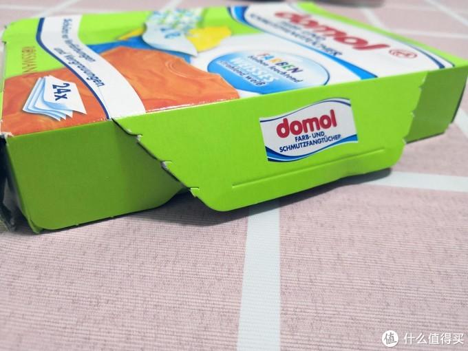 我的衣物清洁利器——德国DOMOL洗衣片 众测报告