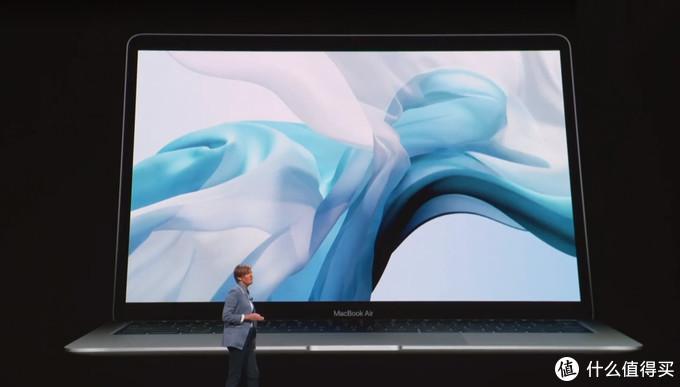 视网膜屏终于来了:Apple 苹果 发布 2018款 MacBook Air