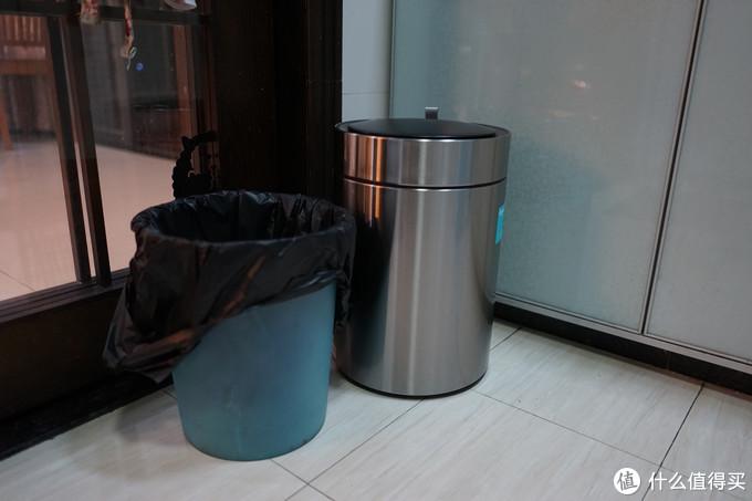 给生活再添一点小舒适——优百纳智能感应垃圾桶