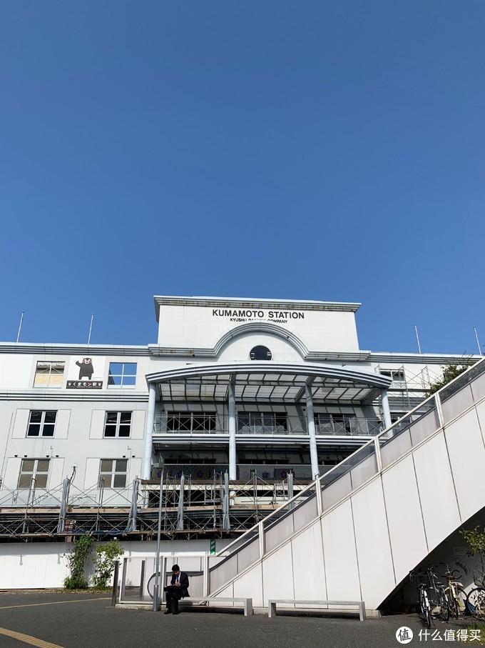 熊本JR站