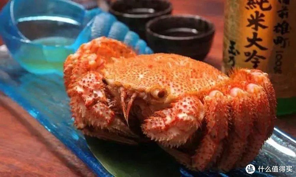 北海道名物红毛蟹