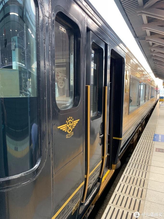 A列车车身,只有2节车厢