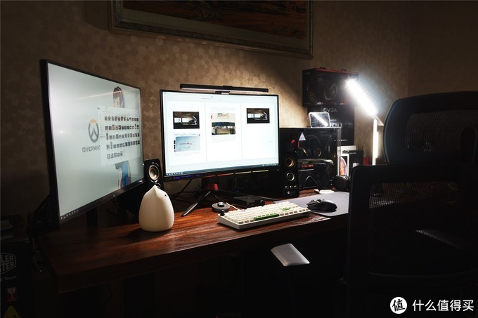 辞职后的工作台和游戏平台—EpKong的桌面展示