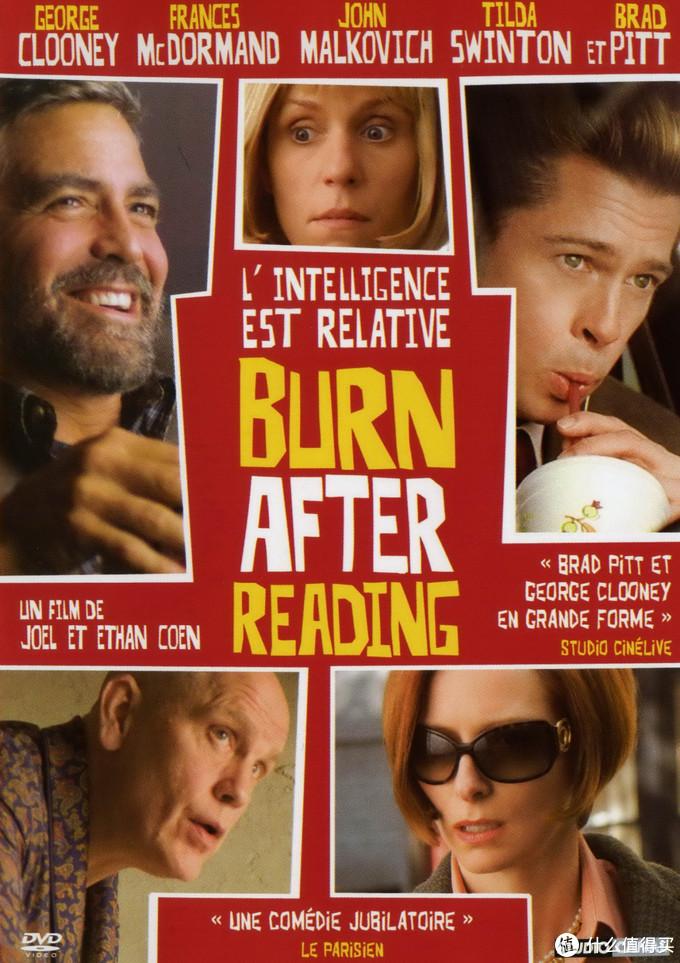 科恩兄弟导演,2008年上映,众多大牌演员担纲出演。可能大家看海报会觉得是非常乏味的电影,但只要熟悉科恩兄弟作品的人,一定会知道他们手中的剧本,故事性一般都有保障。