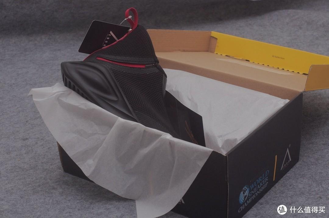 初试国潮,小神价入的EDCO x FAST4WARD 联名款休闲鞋