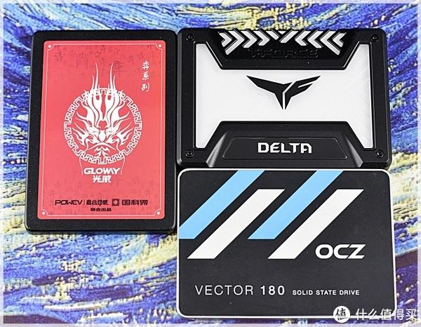 从青铜到王者 RGB就是要武装到牙齿 十铨 (Team)T-FORCE DELTA 250GB SATA3固态开箱体验