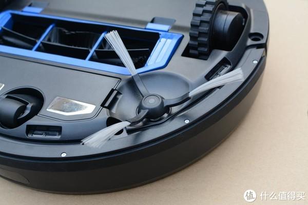 实测Proscenic 浦桑尼克LDS M6,激光巡航、双定位导航的智能扫地机