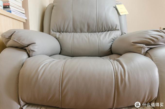 静享惬意时光:芝华仕炫彩电动单椅的大佬躺了解一下?