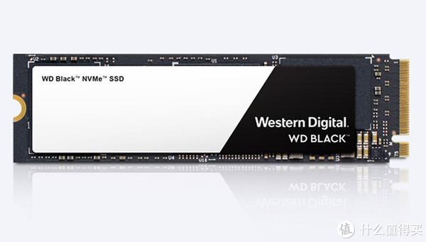 Black 250GB M.2 NVME SSD