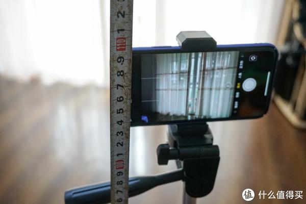 物美价廉—便携式手机三脚支架 晒单