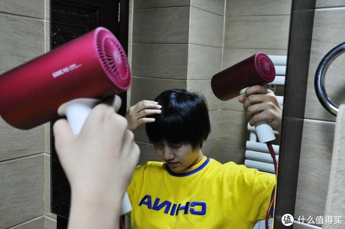 素士负离子吹风机:头发干的快、柔顺养发、颜值高…它满足了我对吹风机的所有幻想