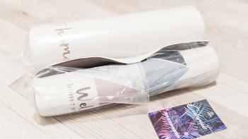 卡乐美 时尚防滑地垫开箱介绍(厚度|尺寸|材质)