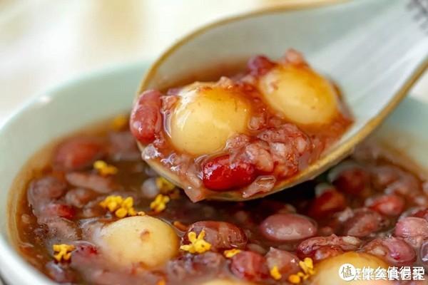 适合秋冬时节全家人一起吃的红豆美食