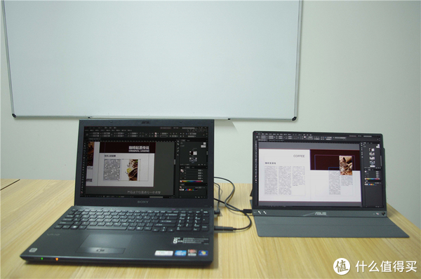 笔记本也要便携移动双屏生产力工具—ASUS 华硕 MB16AP USB显示器