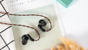 音科DK4001 入耳式耳机使用总结(音质|单元)