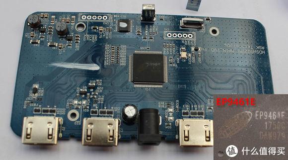 开博尔4K HDR HDMI切换器2.0版拆机和实测