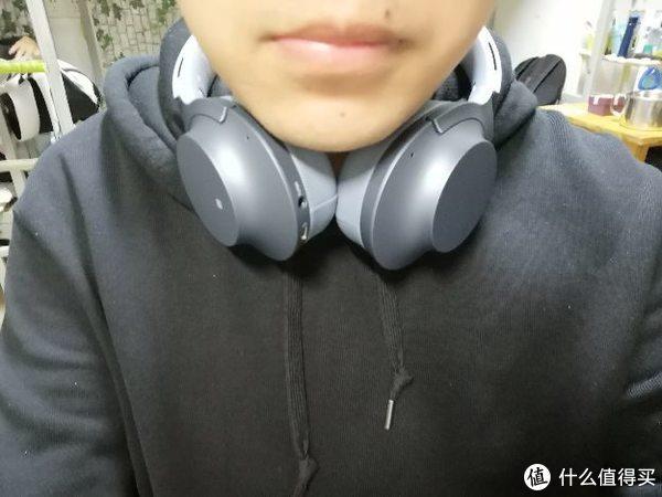 sony-h900n佩戴