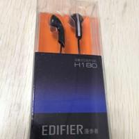 漫步者h180耳机使用感受(插头|听感|缺点)