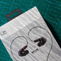山灵ME100耳机外观展示(包装|附件|腔体|导管|插针)