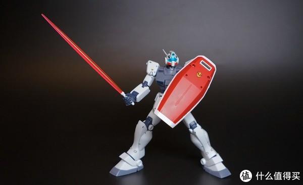 BANDAI ROBOT魂  RGM-79D 吉姆寒地型 ver. A.N.I.M.E