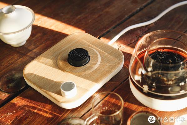 慢煮时光一壶好茶:鸣盏三合一煮茶器