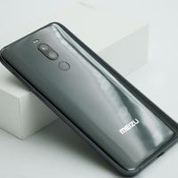 魅族X8手机外观展示(屏幕 边框 摄像头)