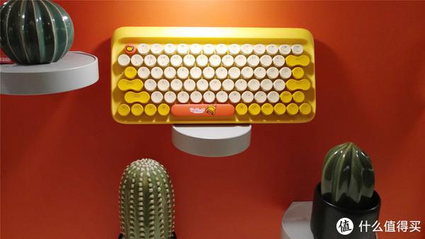 送女生首选萌物!洛斐B.Duck小黄鸭机械键盘