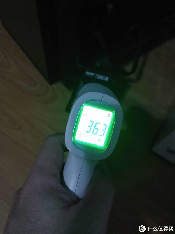 在数据拷贝了一半左右我去测过他温度还不错没飙高正常体温
