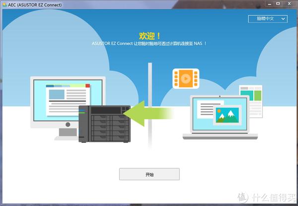 ASUSTOR 华芸 NAS的多重文件保护系统设置和远程连接详解