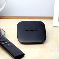 创维小湃盒子T2 Pro电视盒子使用总结(画质|资源|接口|语音识别)