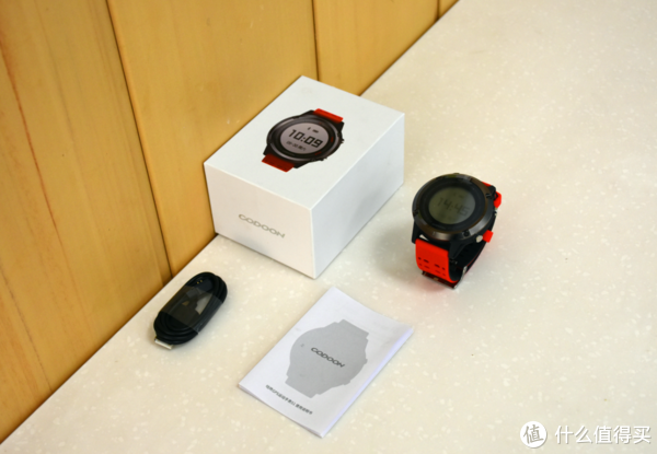 运动防水+智能提醒,咕咚手表s1 上手体验