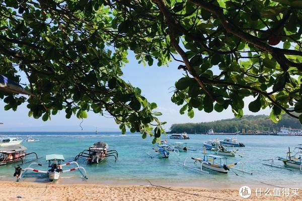 Padang Bai,巴厘岛东部的潜点