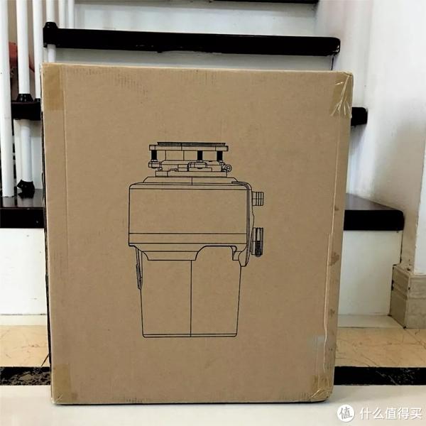 品质生活首选:浦桑尼克Pro G垃圾处理器实物开箱评测