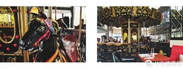 双11,来三里屯这家拥有超梦幻旋转木马的口碑餐厅,可以偶遇男神女神!