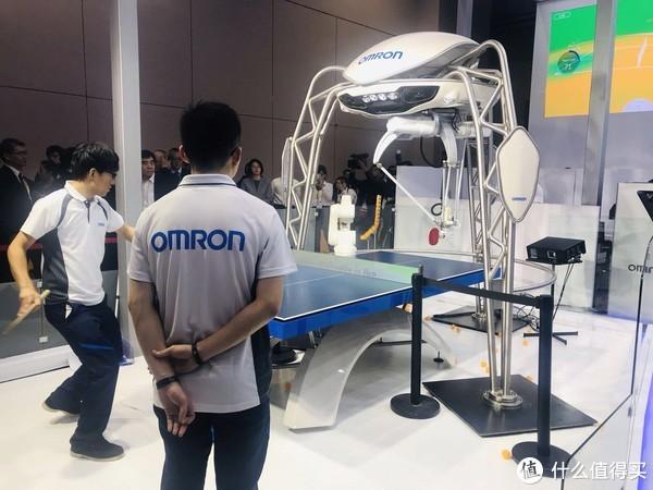 乒乓球机器人